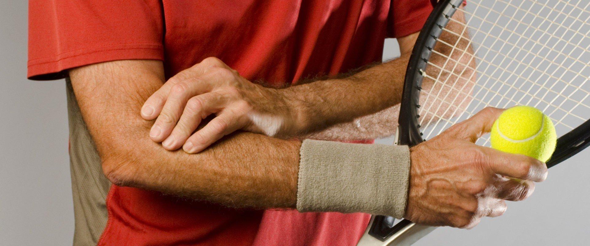 Epicondialgia lateral o codo de tenista