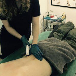 Intervención Neurorreflejoterapia