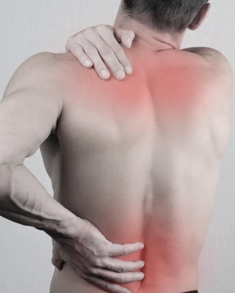 Masaje Descontracturante de Espalda Fisioterapia