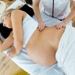 Drenaje linfático en el embarazo y después del parto