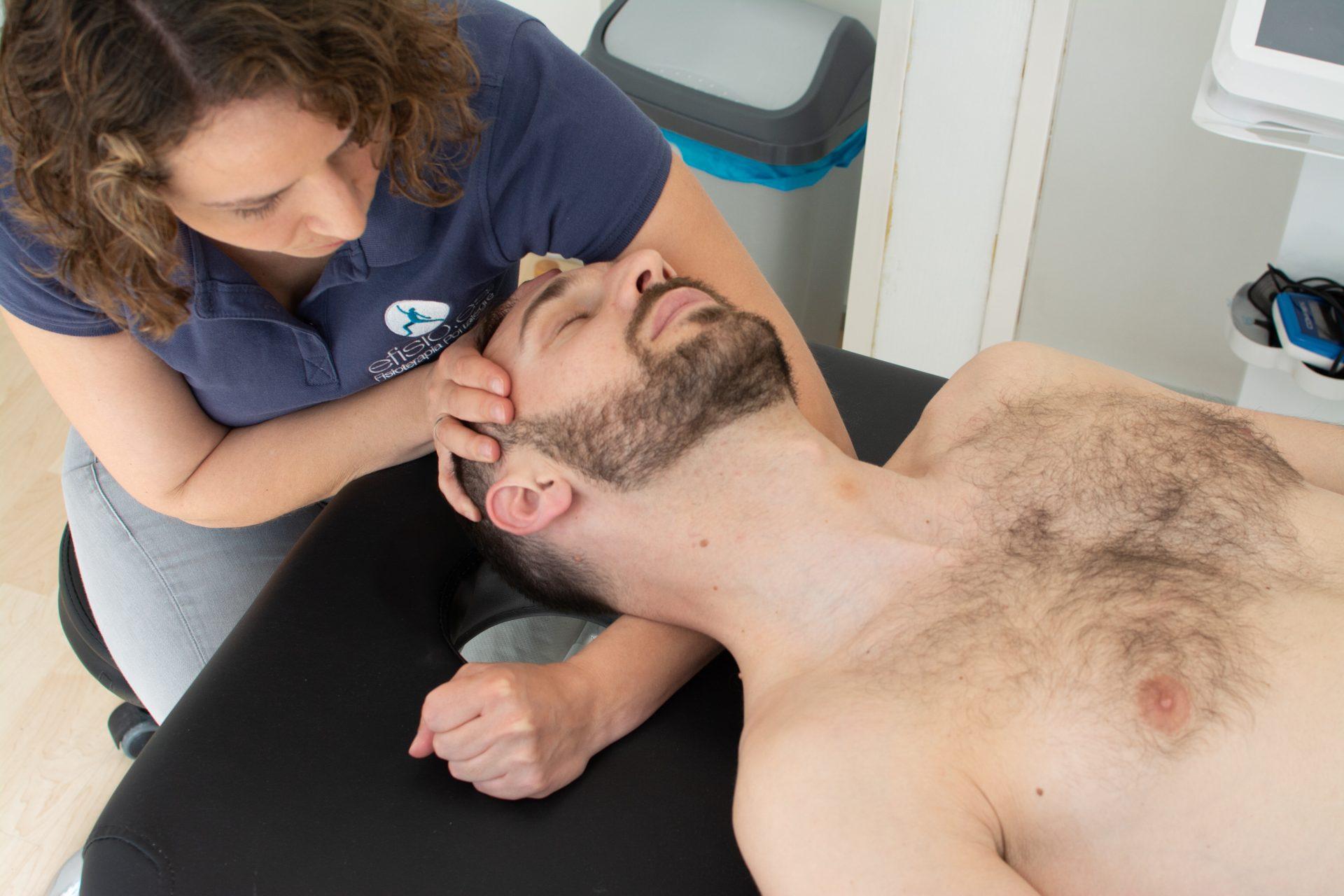 Fisioterapia mareos cervicales