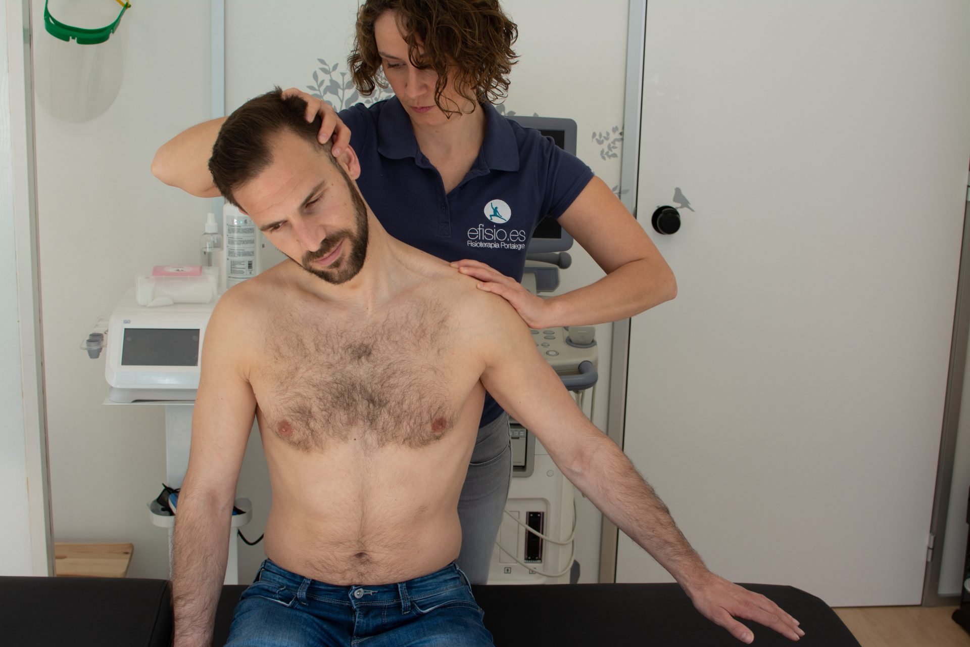 Fisioterapia mareo cervicales