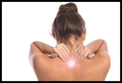 Qué causa en el músculo trapecio dolor