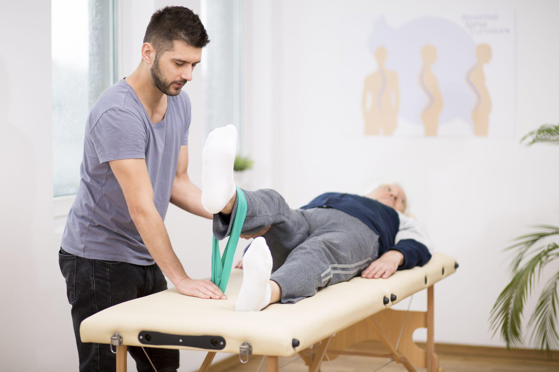 Rehabilitacion con Fisioterapia Madrid Getafe